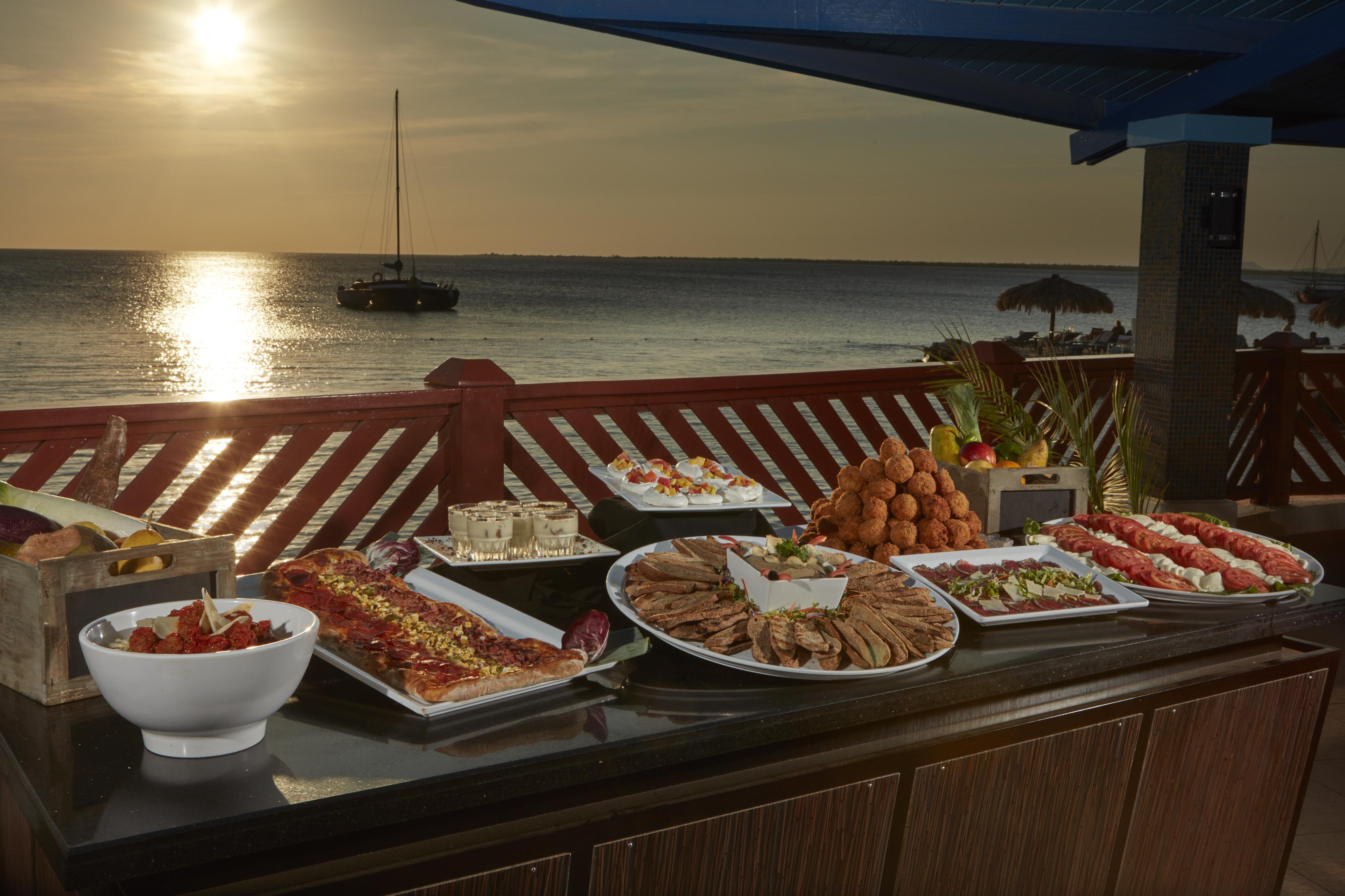 Bonaire Pureocean Restaurant